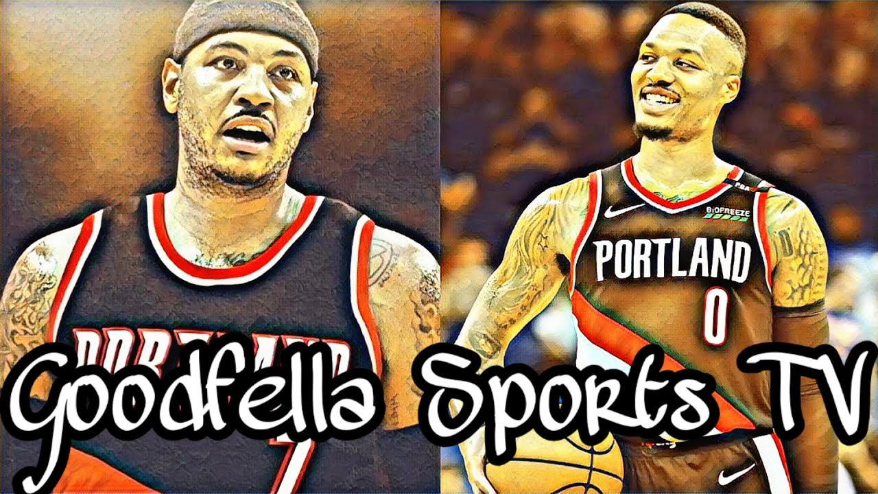 Source: Carmelo signing deal with Trail Blazers