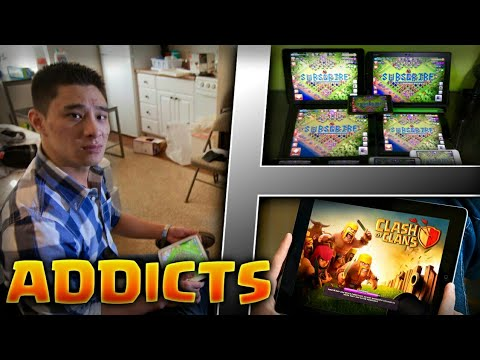 10 Signs That You're a CoC Addict - Clash of Clans