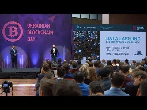 Neuromation.io Presentation at Ukrainian Blockchain Day 2017