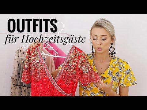 Outfits Für Hochzeitsgäste | OlesjasWelt