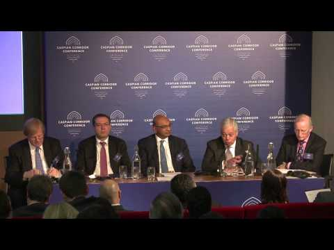 Panel 4: Caspian Business & Banking in the Age of Geoeconomics
