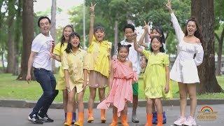 Phạm Quỳnh Anh rủ học trò The Voice Kids làm MV bảo vệ môi trường