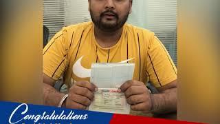 Canada Work Permit Approved | Testimonial -Mr. Prabhjot Singh | Acme Visa Solutions | 2019