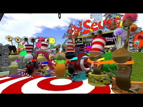 Giant snail race 438 16 Sept  3rd Dr Suess