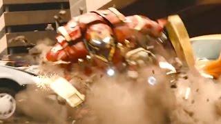 Мстители 2: Эра Альтрона — Русский расширенный трейлер (HD) The Avengers: Age of Ultron