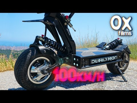 DUALTRON X  SUPER Electric Scooter