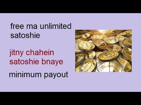 Best free earning satoshies site in a day earn unlimited satoshie for free