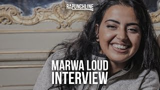 Marwa Loud parle de sa rencontre avec Jul, son album, sa signature dans le label de Lartiste ...