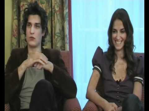 Dans Paris   with Louis Garrel and Joana Preiss Part 1