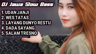 Download lagu Udan janji sloww bass full dj jawa terbaru