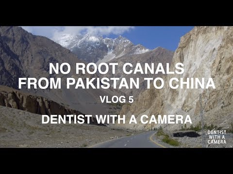 No Root Canals, From Pakistan to China | Vlog Five | Dentist with a Camera