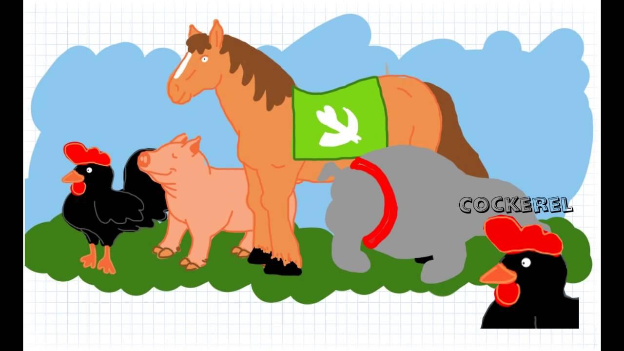 Animal farm chapter 5 2 Term paper Sample