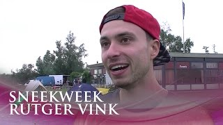 RUTGER VINK(FURTJUH) - ON THE SET - SNEEKWEEK - LIVE FOR FASHION
