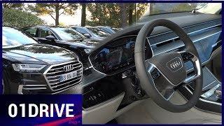 Essai Audi A8, le règne d'un équipement multimédia hors norme (ou de pointe, comme vous voulez)