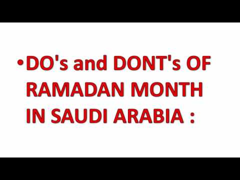 rules for dating during ramadan