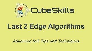 Download Video Advanced 5x5 Tips - Last 2 Edge Algorithms MP3 3GP MP4