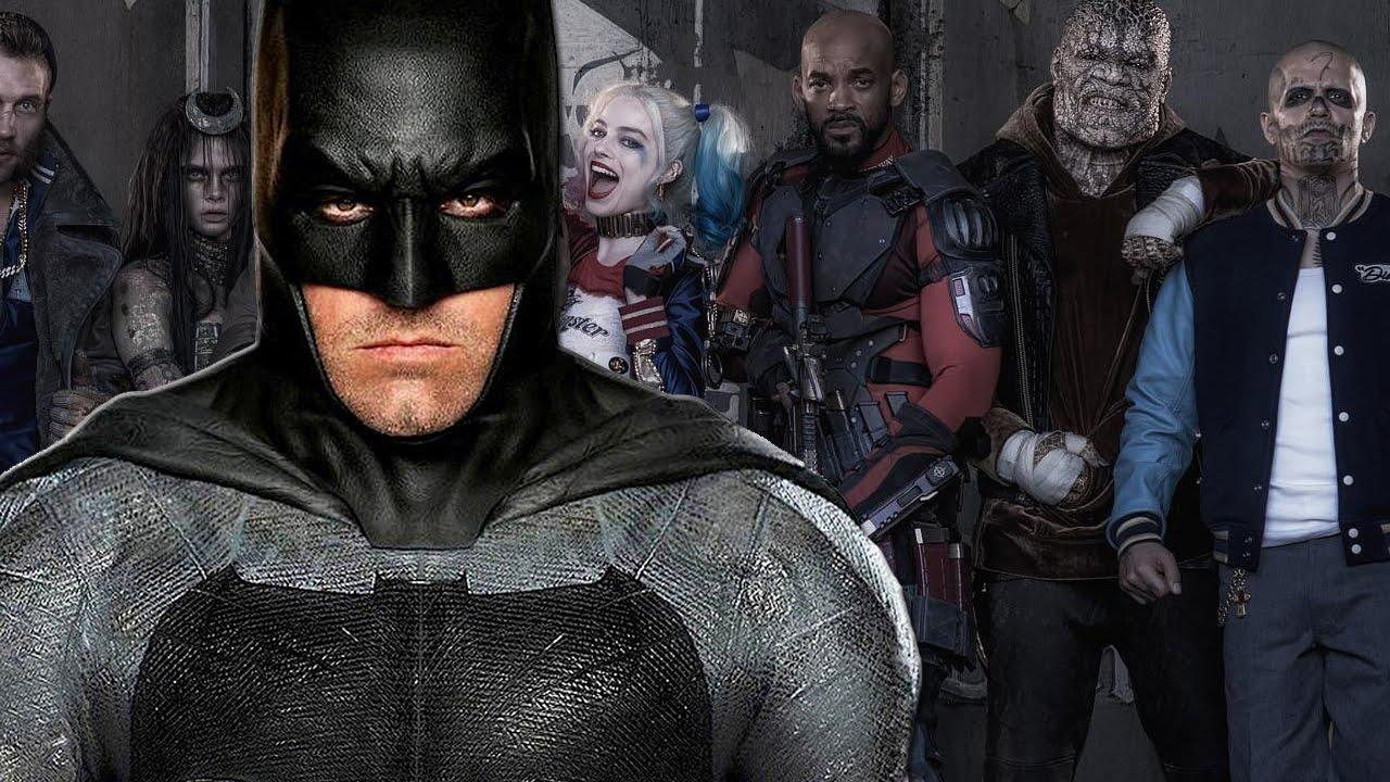 batman 39 s suicide squad connection revealed youtube. Black Bedroom Furniture Sets. Home Design Ideas