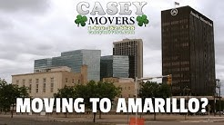 Boston to Amarillo Movers | Texas | Casey Movers | Long Distance Movers | 1-800-482-8828