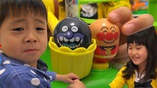 アンパンマン おもちゃ コロロンパーク アスレチック Anpanman kororon park Athletic Toy thumbnail