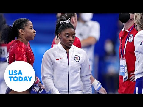 Simone Biles out of team final, US surfing gold, more to watch Wednesday | USA TODAY