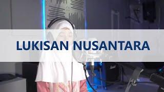 Lukisan Indonesia - Naura (Arfa Marqia Cover)