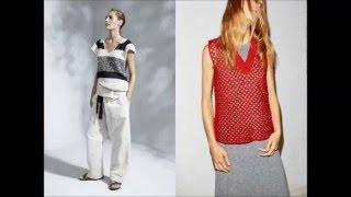 Модели модных свитеров, джемперов, кардиганов, свитшотов в этом году весна лето