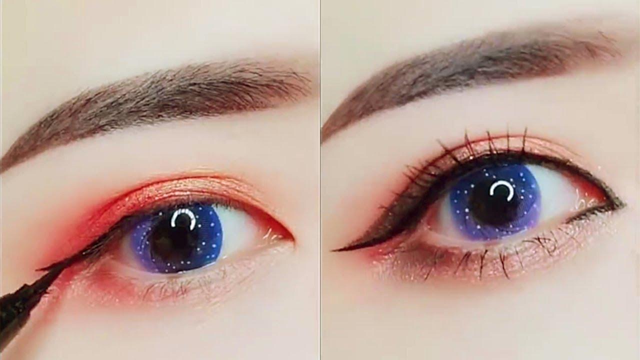 Beautiful Eye Makeup Tutorial Compilation ♥ 2019 ♥ #1