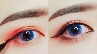 Beautiful Eye Makeup Tutorial Compilation ♥ 2019 ♥ #1