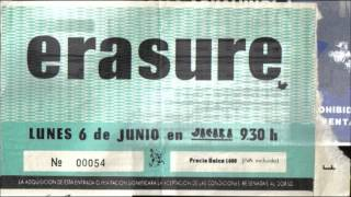 Concierto de Erasure -  Madrid 1988 -  10 -  Who Needs Love Like That