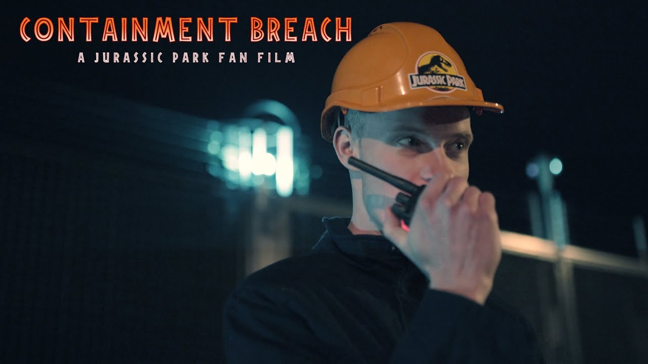 CONTAINMENT BREACH: A Jurassic Park Fan Film