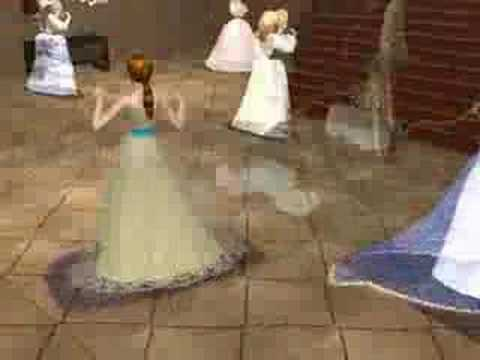 (Sims 2) Anastasia : Once upon a December