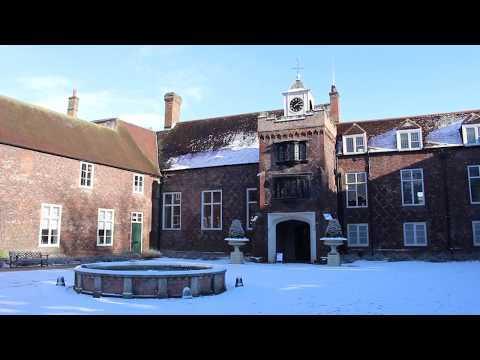Fulham Palace in the Snow