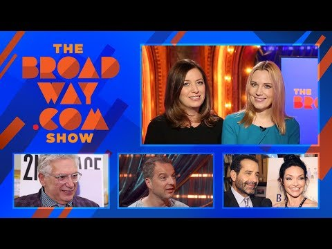The Broadwaycom Show  92217: TORCH SG, Euan Mort, THE BANDS VISIT & More