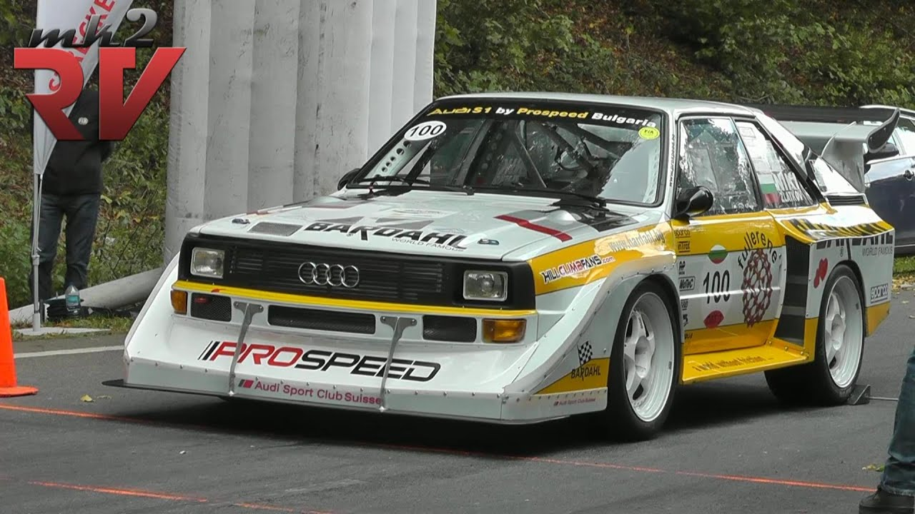 hill climb masters 2014 audi quattro s1 start bergrennen. Black Bedroom Furniture Sets. Home Design Ideas