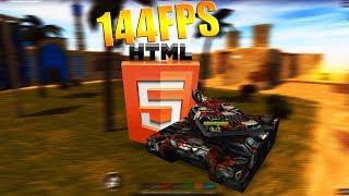 Tanki Online - HTML5 მოიხოდა 144FPS ზე