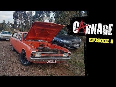 Download Youtube: CARNAGE Episode 8: Mopar Sunday Roadtrip