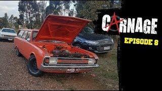 CARNAGE Episode 8: Mopar Sunday Roadtrip