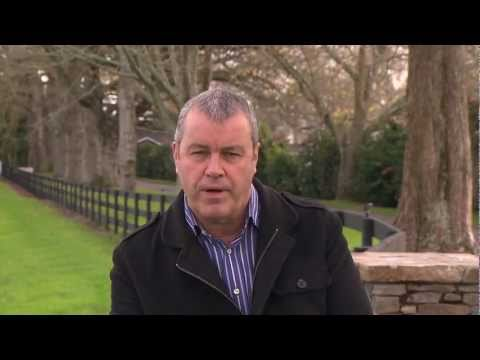 Introduction to Adrian Clark, NZ Bloodstock Consultant