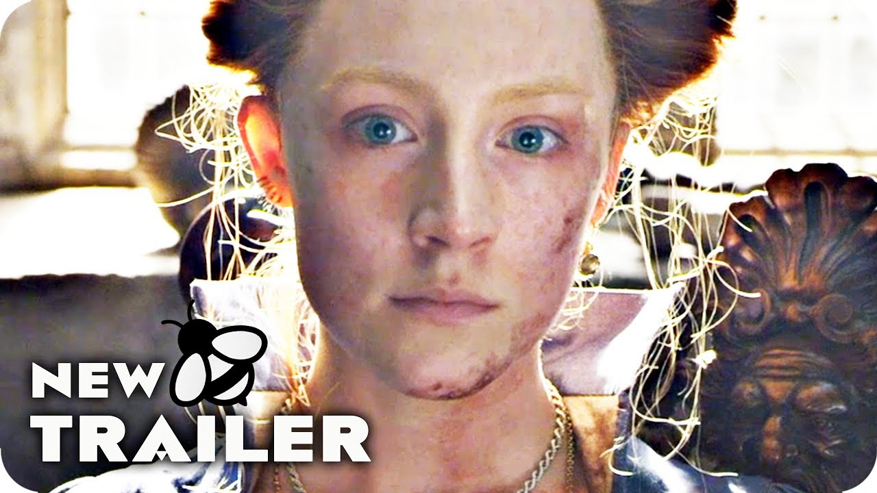 Mary Queen Of Scots Trailer 2 2018 Margot Robbie Saoirse Ronan
