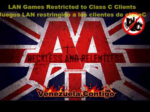 (Solucion) Problema Hamachi: LAN Games Restricted To Class C Clients