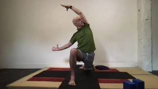 Seated hip sequence with Andrew Kelly.