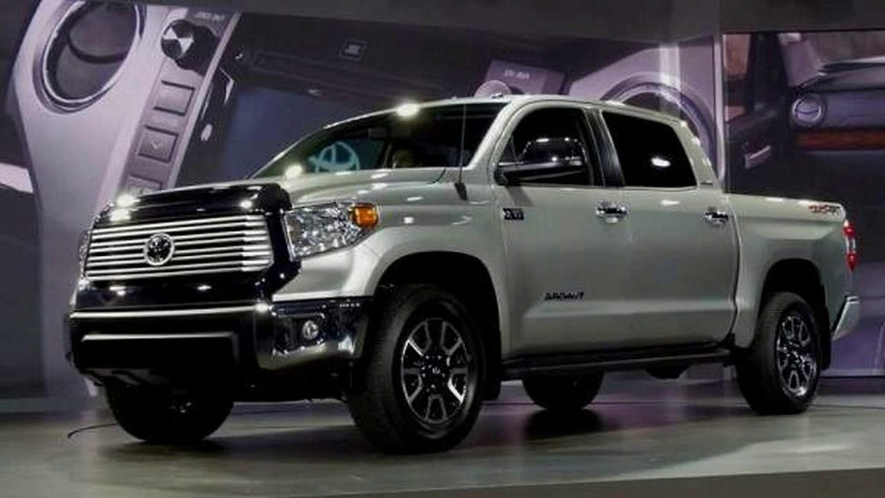Wow Amazing 2018 Toyota Tundra Diesel Price And Release Date Youtube