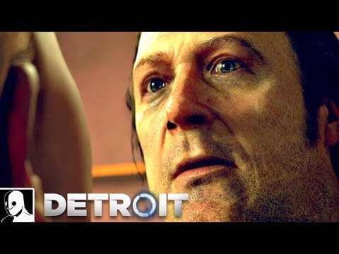 Detroit Become Human Gameplay German PS4 #2 - Kein guter Papa - Let's Play Detroit Become Human