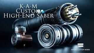 KAM 20/20 Custom High-End Crystal Focus v8 Saber Review