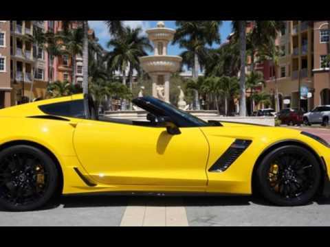 2015 chevrolet corvette z06 for sale in naples fl youtube for Black horse motors naples fl