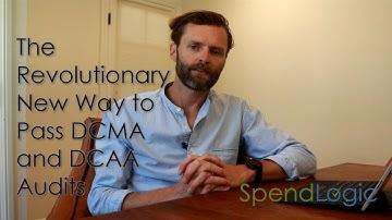 The Revolutionary New Way To Pass DCMA And DCAA Audits   Spendlogic