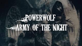 HQ Powerwolf Army Of The Night First Version Lyrics