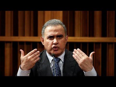 Venezeula's new chief prosecutor blames ousted Ortega for violence