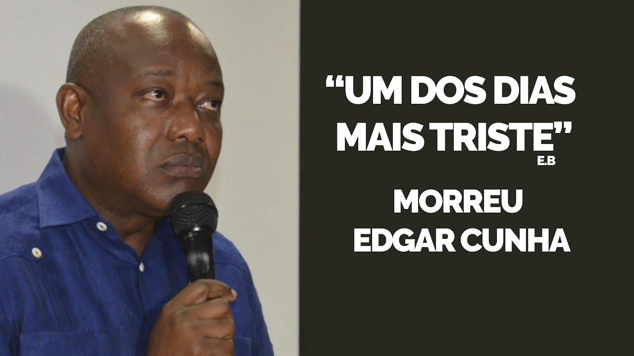 Ernesto Bartolomeu fala da Morte de Edgar Cunha - Um dos dias mais triste