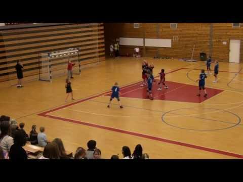 Stabæk jenter-99 mot Bærums Verk 1. omgang